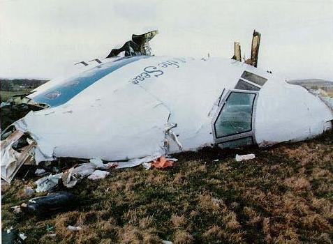 PanAm 103 Wreckage